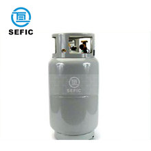lpg gas cylinder priceswith ASME/GB/EN/DOT propane cylinder cooking and heating use
