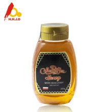 Mature pure natural polyflower honey