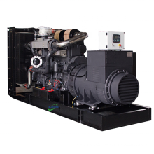 350kva 280kw 220V Low Noise  Diesel Generator With Chinese Engine SDEC SC12E460D2 Easy Maintance