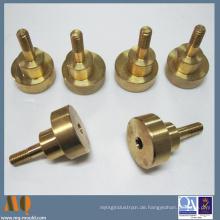 Mechanische Messing CNC Drehen Teile (MQ168)