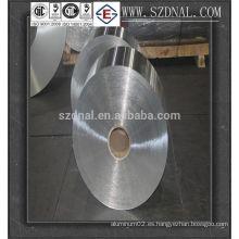 Serpentín de aluminio 3003 resistencia a la corrosión