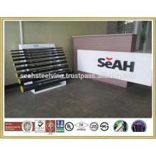 """1 """""""" - 8 """""""" Tubo de acero galvanizado a ASTM y varias normas exportadas al mercado de Tailandia"""