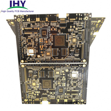 Professional Manufacturing Fr4 Double Sided Thermal Camera LED Chip PCB
