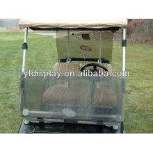 Customized Acryl Windschutzscheibe für G26 / G22 Golf Carts