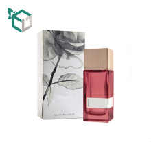 High Quality Luxury Gift Paper Perfume Box With Logo