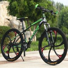 Vélo de montagne de frein à disque en alliage d'aluminium