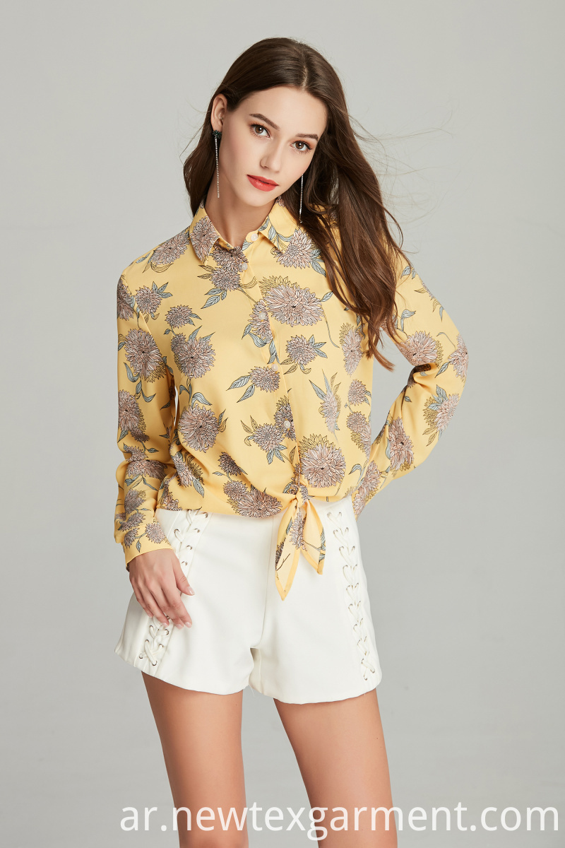 new ladies fashion blouse