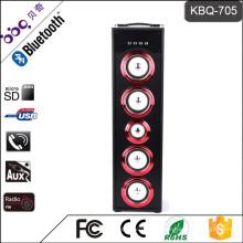 China Super Bass Sound Lautsprecher Hina Aktive poratable DVD-Player Lautsprecher 40W Power Freisprecheinrichtung Lautsprecher