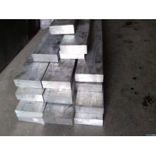 Barra plana de extrusión de aluminio 7075 T6