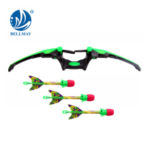 Outdoor Long-range EVA Bow & Arrow Set with Lights