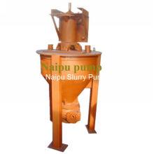 Mineração de ouro usando bombas verticais de espuma (NP-ZJF)