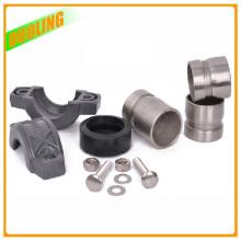 Acoplamiento de goma flexible de la reparación de la tubería de acero
