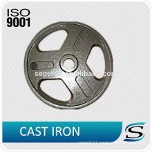 50kg olympic plate cast iron