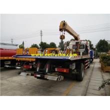 Dayun самосвал 8 тонная эвакуатора с кранами