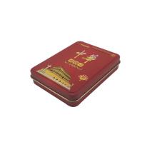 Caja de la lata del cigarrillo Venta al por mayor del envase de la lata de la bisagra Venta caliente