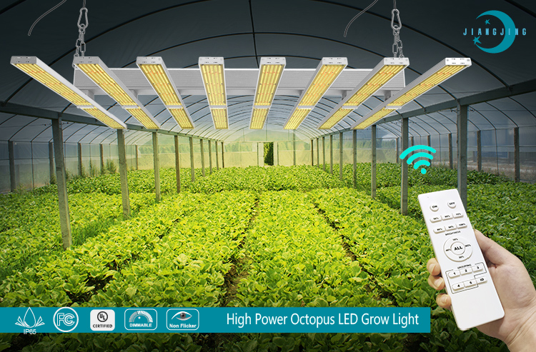 Octopus LED Grow Light 01