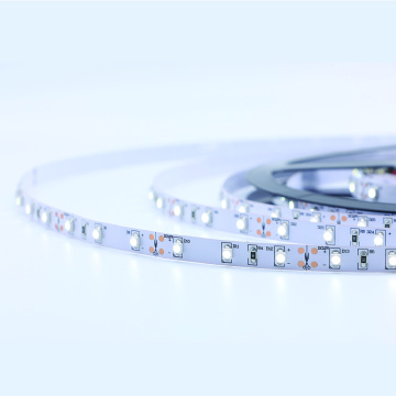 3528SMD Strip led mono colore bianco 60led 12V