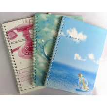 Hot Sale High Quality Stationery Spiral Notebook