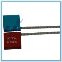 Plus récent ISO certifié haute sécurité remorque Cable Seal avec 5,0 mm de diamètre