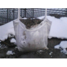 500kg Top Open Jumbo Big Bag für Kohle