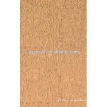 Необработанная плита 1220X2440x2.5мм темный цветная доска высокой плотности