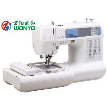 Casa Máquina de costura e bordados Wy1300