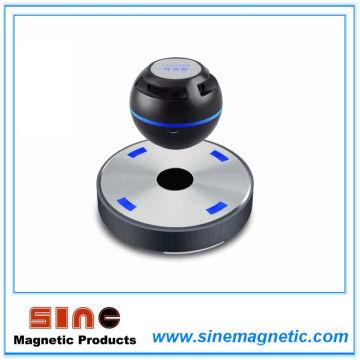 Modelo 2015 de la explosión Modelo Wireless Levitación magnética Bluetooth Speaker-106