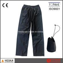 Homens ao ar livre calças compridas calças impermeáveis de chuva