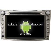 reproductor de DVD para coche para sistema Android Subaru Legacy