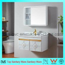 Gabinete de baño de aluminio de la pared de la venta caliente caliente del nuevo estilo