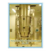 FBG fluid bed tea infusion granulator