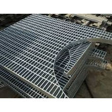 Steel Grating Platform Not Only Stand up with Heavy Loads But Also Serves Economically and Durably