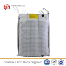 2000 lbs Super Sack Bulk Flexible Containers Giant Garbage Bag Top Bottom Spouts