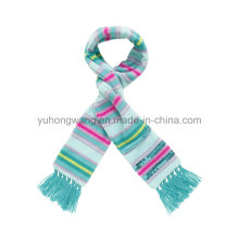 Promotion Winter Warm Knitted Acrylic Scarf