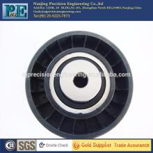 after sales market cnc machining parts mechanical assemble auot parts plastic pulley