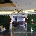 Factory wholesale cheap artificial plants hedges wall for shops decoration