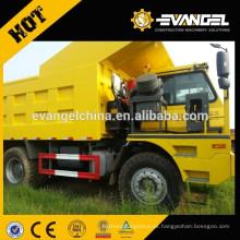 Camión volquete HOWO para minas y rocas con precio competitivo