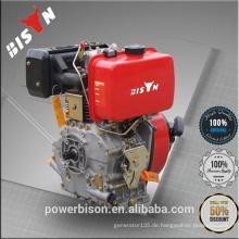 Bison China Zhejiang Power Fertigung Diesel Motor Honda Small Motor 8.8 HP