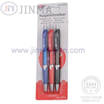 Самые популярные подарочные карты с 3 шт шариковая ручка Jms6004