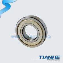 Длинный срок службы хромистая сталь глубокий шаровой подшипник 6324 сделано в Китае