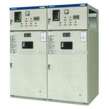 HXGN Serie 11kv/22kv/33kv 630A Mittelspannung metallverkleideter elektrische Schaltanlagen