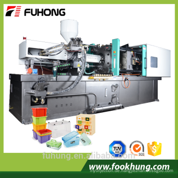 Ningbo Fuhong Hochleistungs-CE-Spritzgießmaschine 160 Tonnen 160t 1600kn 850 Tonnen 850t 8500kn 1600t 1600ton 16000kn
