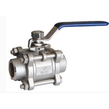 Industrial Welded End Stainless Steel Ball Valve (China Industrial Valve)