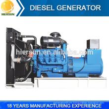 Producción directa del fabricante bajo precio insonorizado 150kva generador diesel
