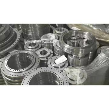 P4P2GCr15 CRBH25025AUU CRBH series Stable torque CNC turntable cross roller bearing
