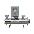 200m3/H UV Water Sterilizer Equipment Waste Water Disinfection System