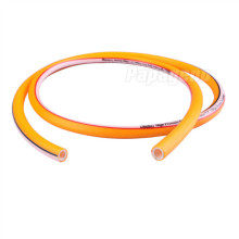 5/8 pulgadas de PVC de alta presión trenzado manguera