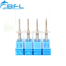 BFL- Solid Carbide End Mills Carbide Long Neck Short Flute End Mills