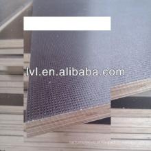 1220 * 2440 * 9mm antiderrapante filme enfrentou madeira contraplacada da China