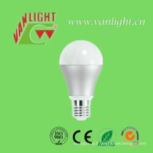 9W A60 d'ampoule LED, lampe économiseuse d'énergie